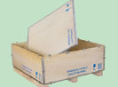 Export Collapsible Plywood Box